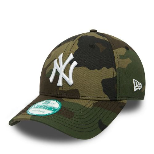 9a4d81c8e7bbc NEW ERA 9FORTY BASEBALL CAP.NEW YORK YANKEES MLB CAMO COTTON ADJUSTABLE HAT  9S1 .